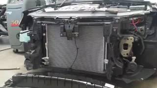 Лёгкий кузовной ремонт Фольксваген Пассат(Небольшой кузовной ремнот Фольксваген Пассат., 2016-08-23T22:00:38.000Z)