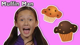 Muffin Man + More | Mother Goose Club Playhouse Songs & Rhymes