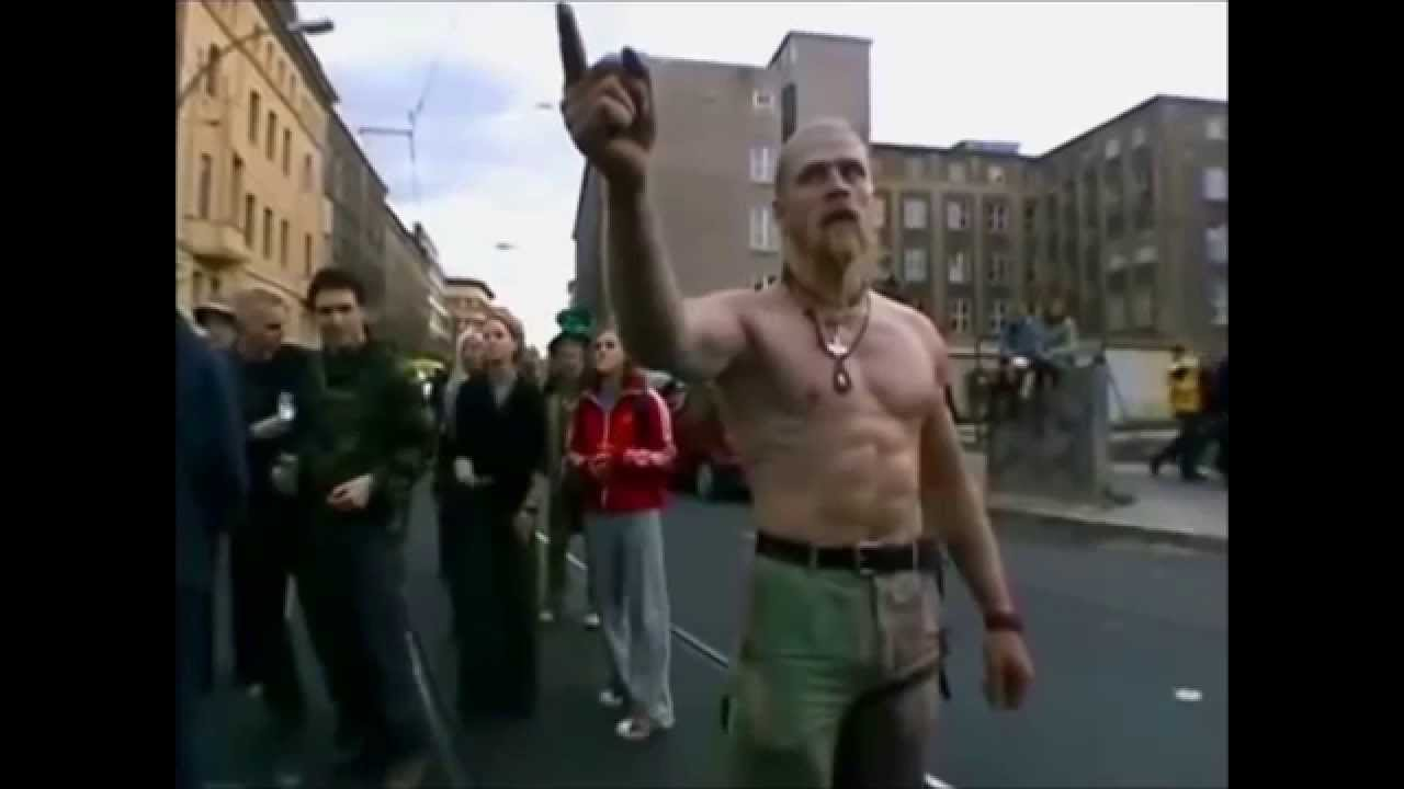 Techno Viking Psytrance Version The Wolf Howl Original