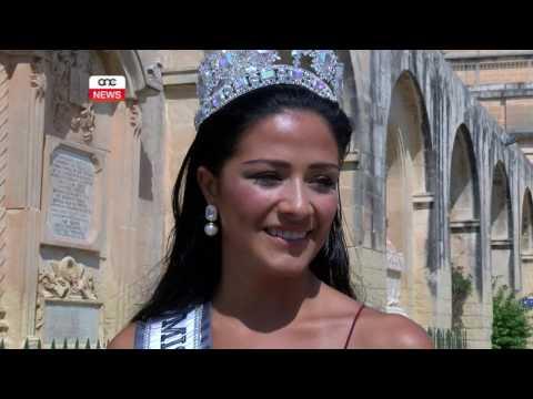 MALTA LURA FIL-MISS UNIVERSE BI TFAJLA MILL-ISBAĦ