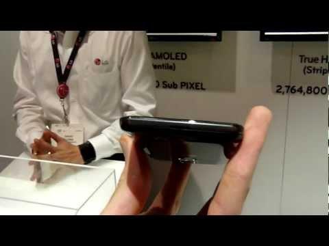 LG Spectrum hands-on video