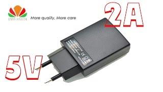 Зарядное устройство для телефона на 2А из Китая за 3$. Обзор китайских зарядок. USB Charger 2A