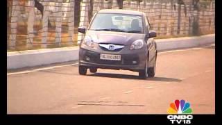 2012 Honda Brio automatic in India road test