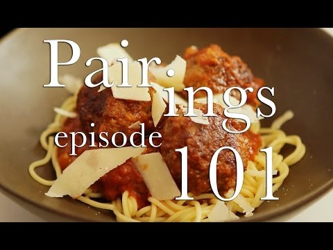 Season 1 Episode 1, 'Getting Saucy' - Pairings the series
