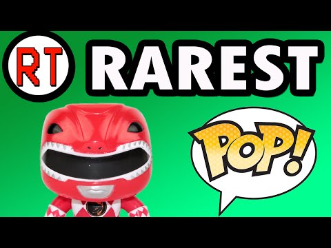 The Rarest Funko Pops Released So Far