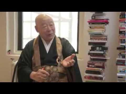 Zen Master Eido Roshi explains karma