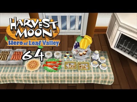 Let's Play Harvest Moon: Hero Of Leaf Valley 64: Success