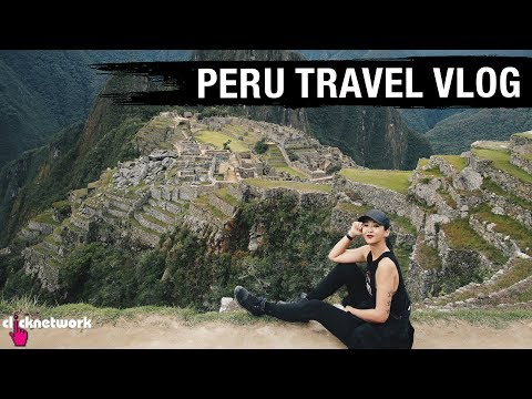 Peru Travel Vlog (Machu Picchu and Guinea Pigs For Food!) - Rozz Recommends: Unexplored EP2