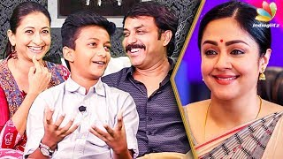 Jyothika Helped Me to Cry : Sindhu & Shyam Ganesh Interview | Kaatrin Mozhi