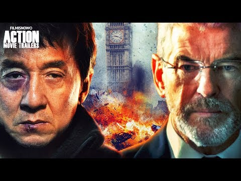 THE FOREIGNER | Jackie Chan and Pierce Brosnan New Action Movie