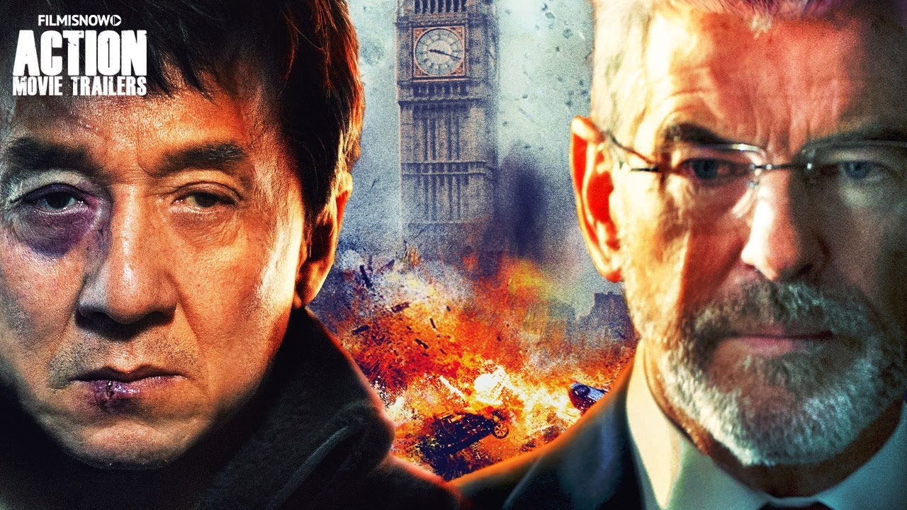 Download THE FOREIGNER | Jackie Chan and Pierce Brosnan New Action Movie