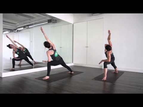 Hot Yoga Vinyasa Flow