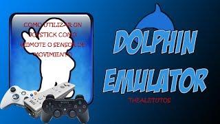 como utilizar un joystick como wiimote en dolphin