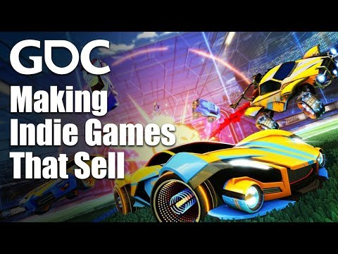 Know Your Market: Making Indie Games That Sell