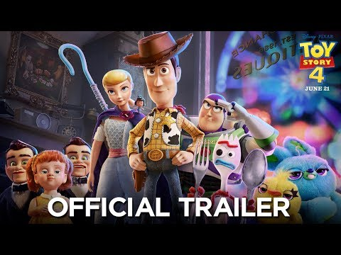 Rick Woodell - Toy Story 4...the Complete Trailer!
