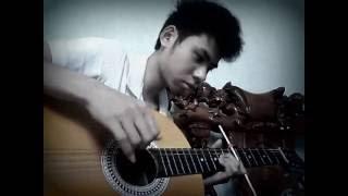 Mr. Siro - Bức Tranh Từ Nước Mắt - Guitar Cover