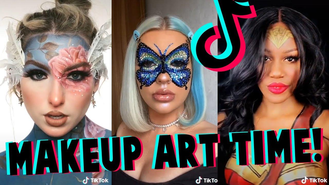 Fantastic Makeup Art From TikTok