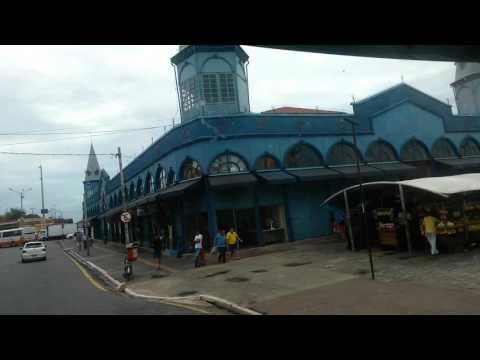Voltinha na capital do Pará ,cidade velha belém