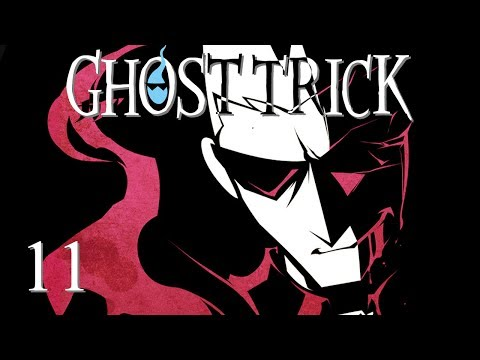 I CONTROL EVERYTHING - Let's Play - Ghost Trick: Phantom Detective - 11