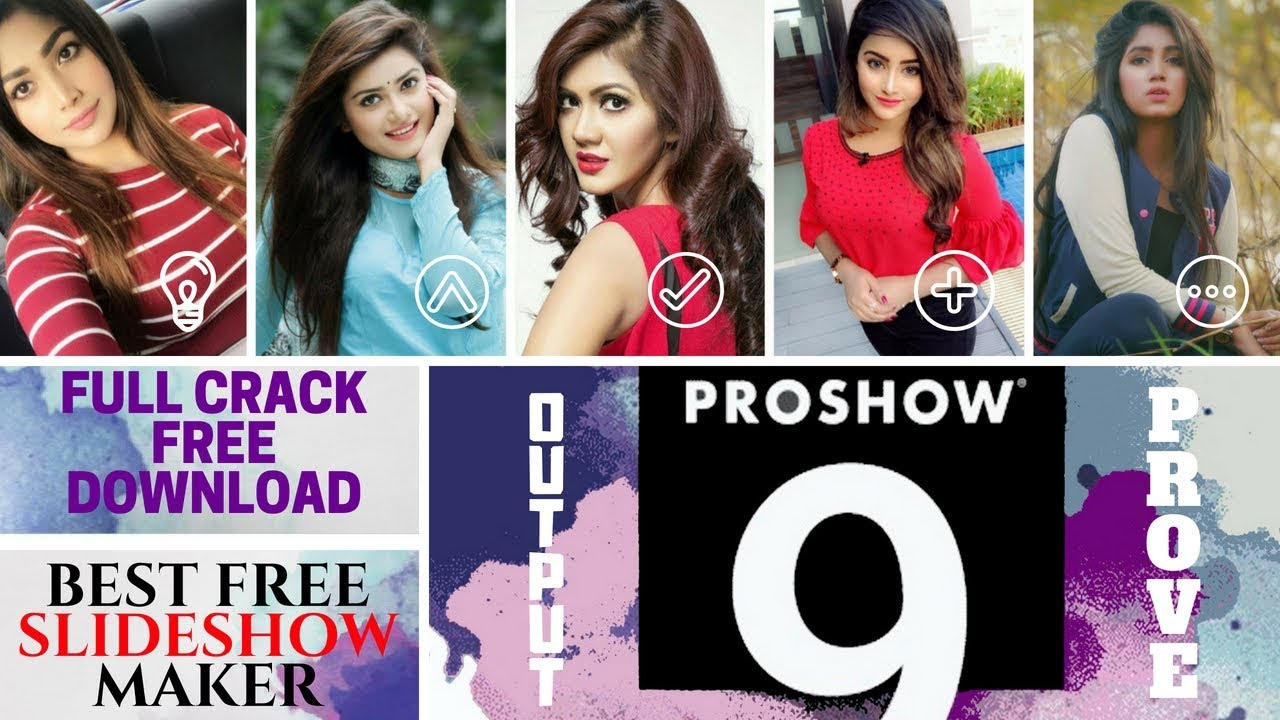 Proshow Producer 9 Full Crack Free Download | Best Free Slideshow Maker #2018