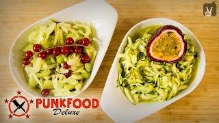 Die besten Salate als Beilage zum Grillen: Barbecue Special bei Punkfood Deluxe
