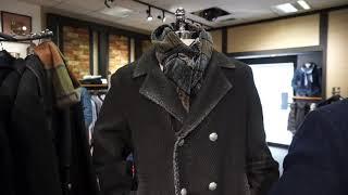 Cincinnati Men's Outerwear: Coats, Jackets, Vests