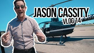 Video CMAs & Helicopter Tours | Jason Cassity Vlog Ep 014