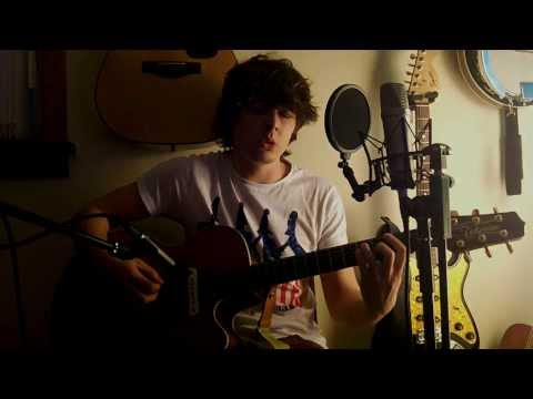 Elliott Smith- Bottle Up and Explode! (Acoustic Cover)