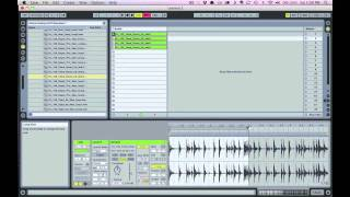 Ableton Live - Creating Sample Loop Variations