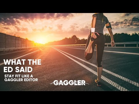 The Gaggler | What The Ed Said | Staying Fit Whilst Fasting During Ramadan With Storm Cycling