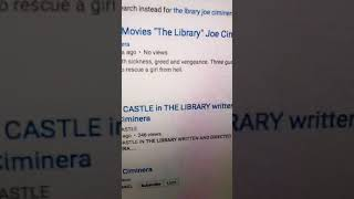 The Library on YOUTUBE!!