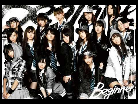 AKB48 Beginner instrumental