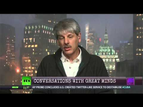 Conversations with Great Minds - Guy McPherson / Human Extinction in our Lifetime? P1