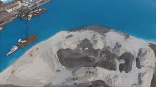 Cashman's Land Reclamation / Construction Project, Bermuda