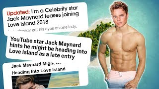I AM GOING ON LOVE ISLAND