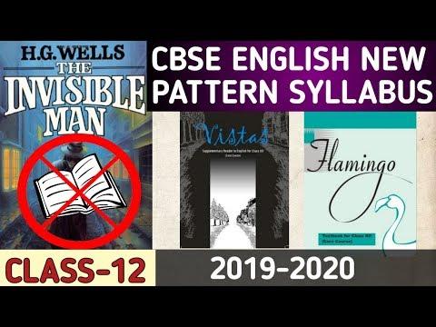 Class 12 English Syllabus, Pattern, Marking Scheme 2019-2020 || CBSE BOARD EXAM || Study Geek