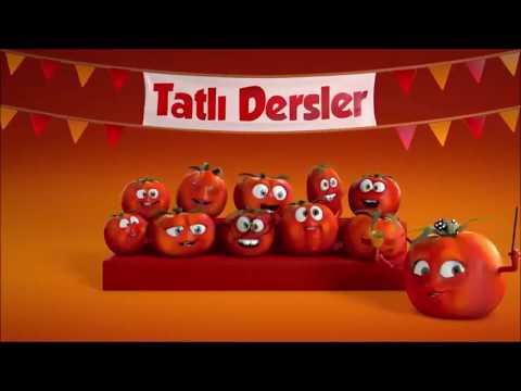 Şirin Pomidorlar/Tatlı Domates/Сладкие Помидоры Реклама