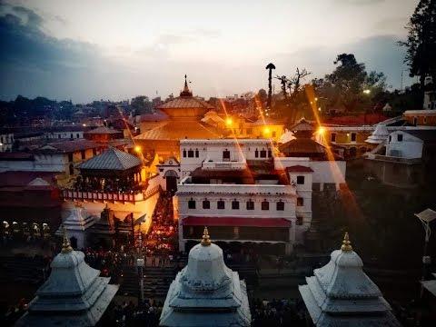 Shree Pashupatinath Sandhya Aarati.......  श्री पशुपतीनाथ  सन्ध्या आरती !!!