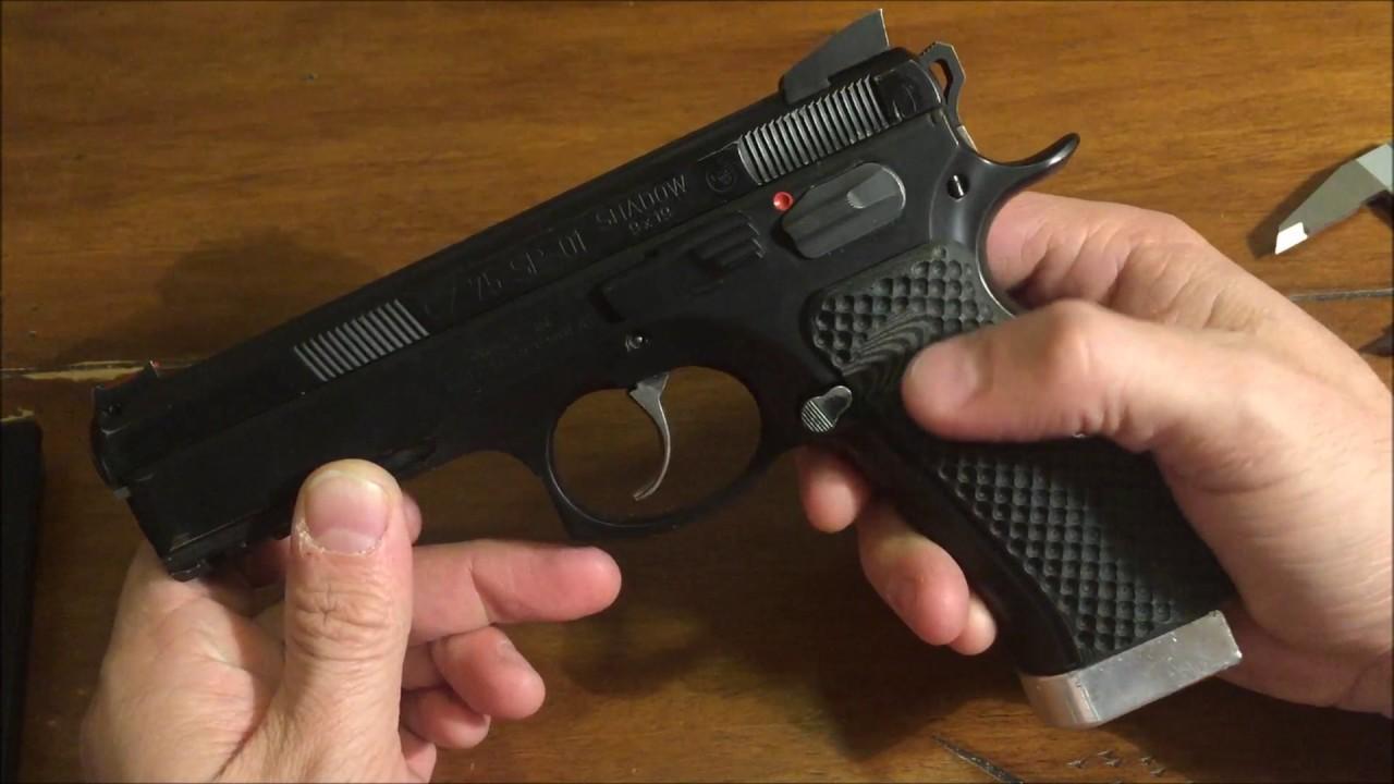 CZ Grips LOK Palmswell Bogies Grip Review