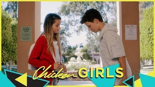 "Video CHICKEN GIRLS | Annie & Hayden in ""Thursday"" 