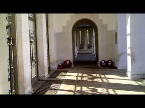 Runnymede Air Forces Memorial - Part 1 of 2