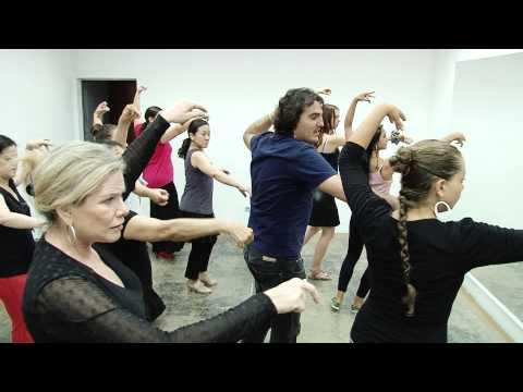 Flamencos por el Mundo - Luis Peña