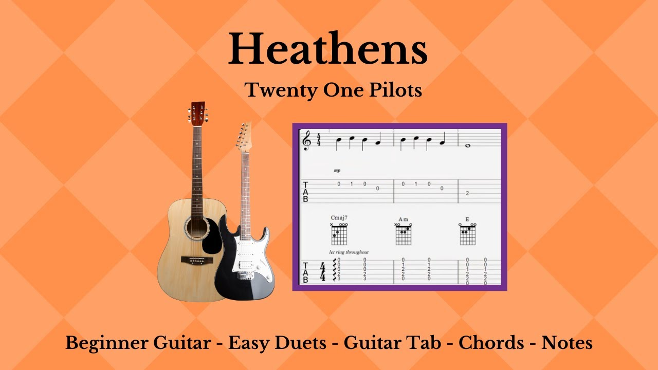 Notes in guitar chords