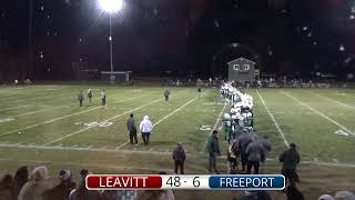 Leavitt vs Freeport