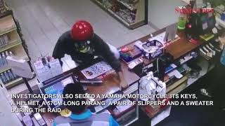 Lone robber strikes out after 3 times