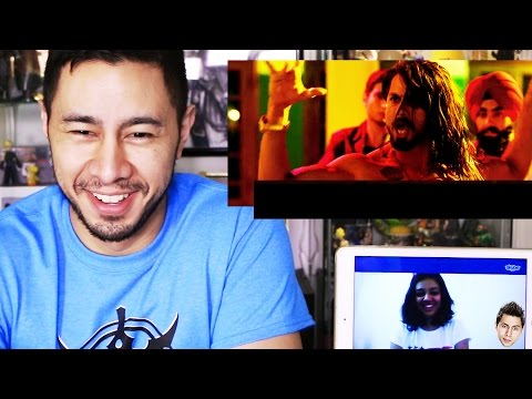 UDTA PUNJAB trailer reaction review by Jaby & Moumita!