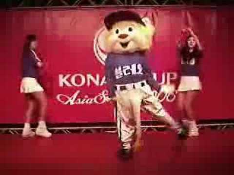 Cheerleaders of SAMSUNG LIONS 2