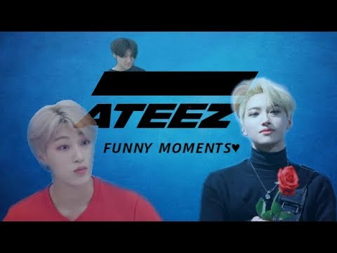 ATEEZ FUNNY MOMENTS