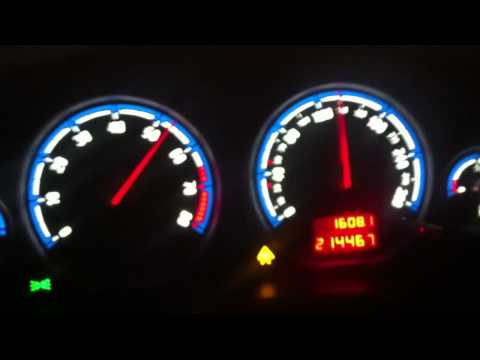 Vectra OPC GT3071R boost 1 bar 80 - 200 kmh
