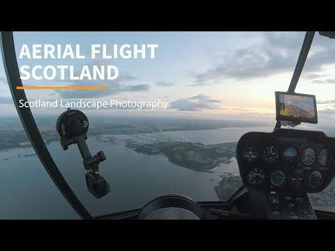 Aerial Flight Scotland - Dundee, St Andrews, Edinburgh